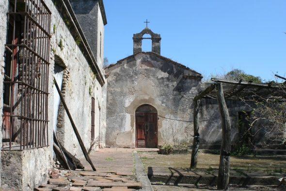 Chapel Narbonne: das älteste Haus in Uruguay