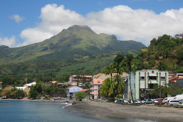 Martinica: el monte que devoraba almas