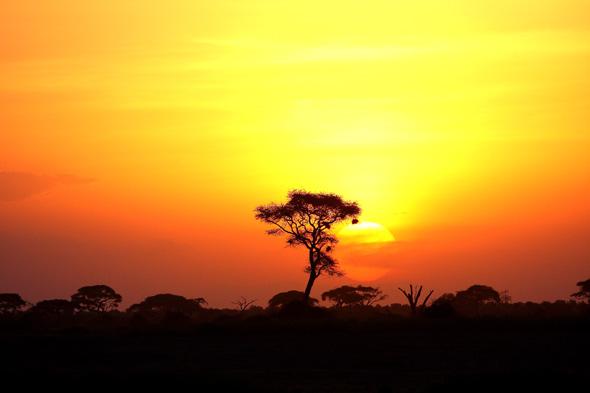 Kenia, en diez imágenes