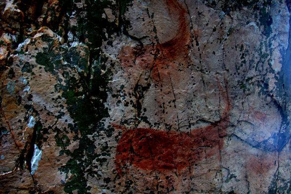 Descoñecido por Jaén (En): as pinturas rupestres da Serra Morena