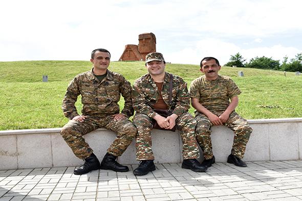 Treinta y seis horas sin miedo en Nagorno Karabaj (II)