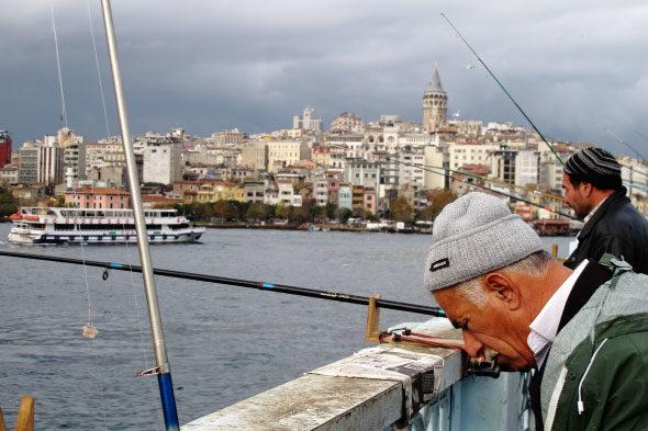 Istanbul in tre morsi