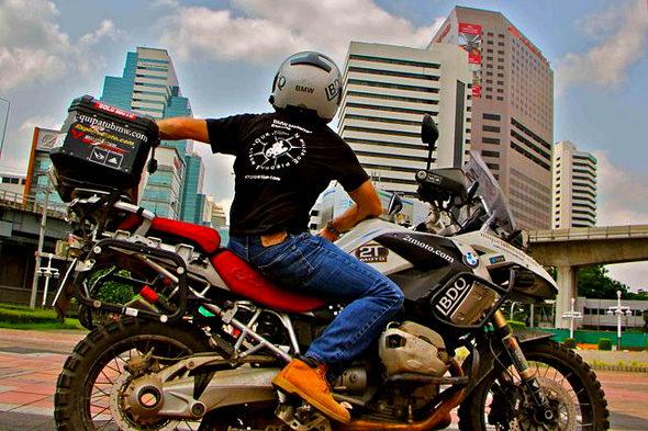 Bangkok: soños no berce