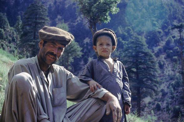 Горы Пакистана: в земле неверных