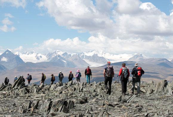 Mongólia: gelo sob o Império do Sol