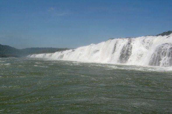 Saltos de Moconá: a la sombra de Iguazú