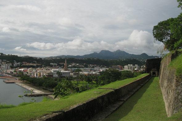 Martinica: la isla fortificada