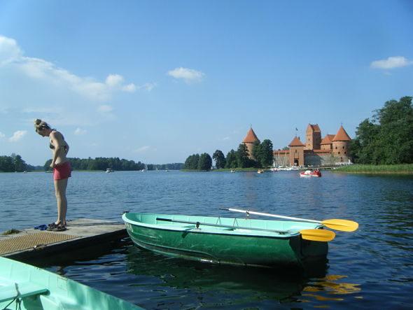 A pie en Baltics