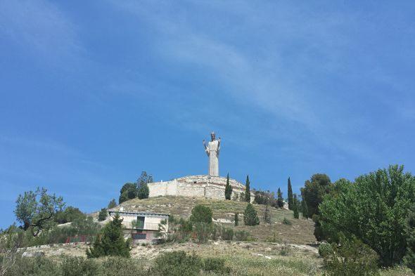 Palencia, ao final da estrada