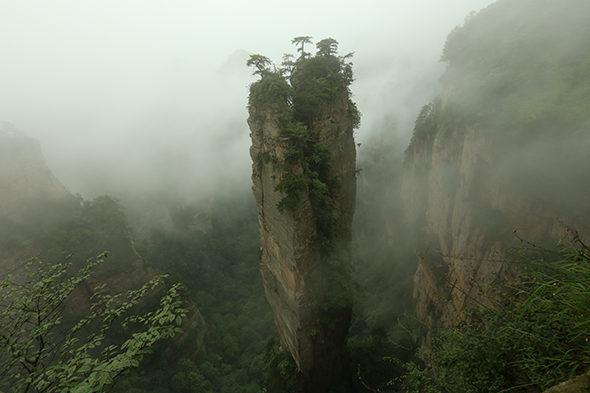 El paisaje que inspiró a James Cameron en 'Avatar'