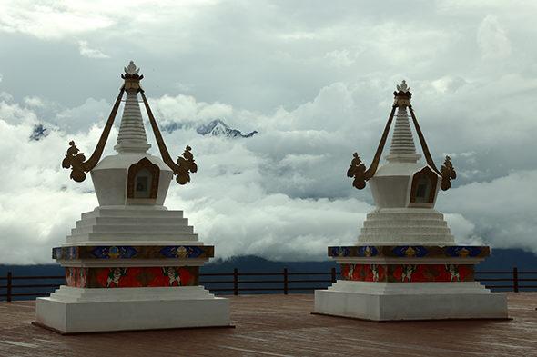 Llamando a las puertas del Tíbet I