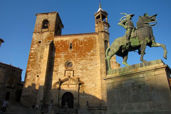 Trujillo: la cuna del bastardo y conquistador