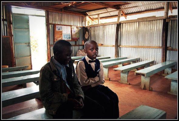 Un malquerer en Kikuyu