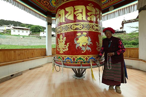 Llamando a las puertas del Tíbet II
