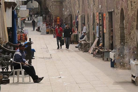 Una gata en el Magreb: nostalgia de los mercados