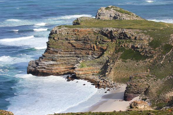 Sudáfrica: en la jodida tierra de nadie