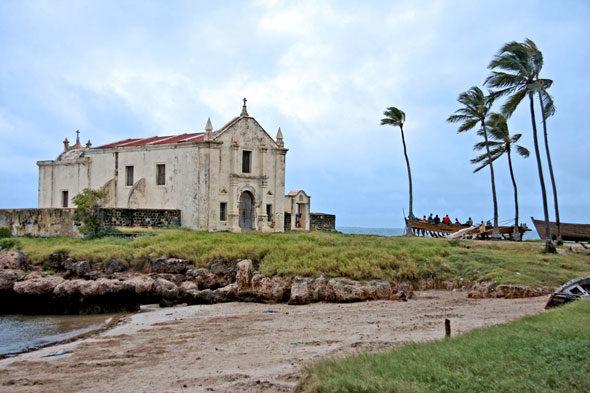 Illa de Mozambique, a illa perdida no tempo