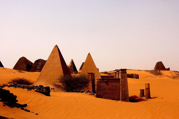 Sudán: el enigma del desierto nubio