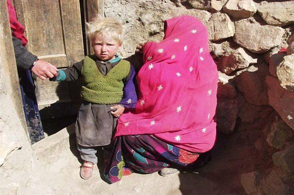 アフガニスタン: 期限切れのドア