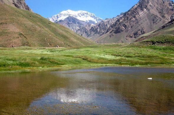 穿越安第斯山脉: 圣马丁将军的路线