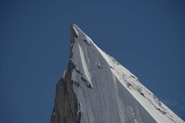Laila Peak (I): el hombre en busca de sentido