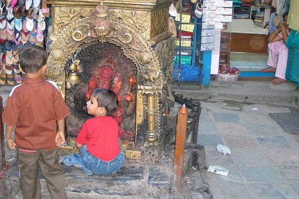 Katmandu: o masacre da familia real