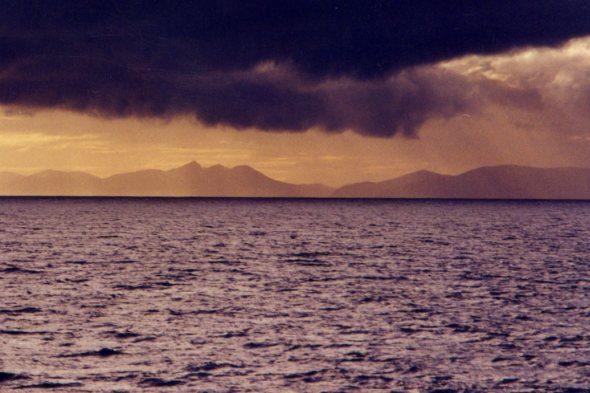La isla de la desolación