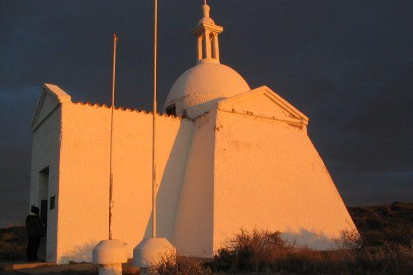 La capilla teñida de sangre