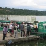 Boat trip en el Kazinga Channel Uganda