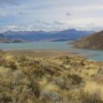 Brazo Cristina del lago Argentino