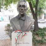 Busto Sandor Marai en Budapest (foto Marci Hamvas)