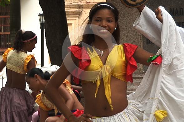 Cartagena de Indias al ritmo de la luz