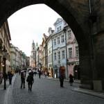 Callejeando por Praga