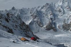 Campamento en el Laila Peak