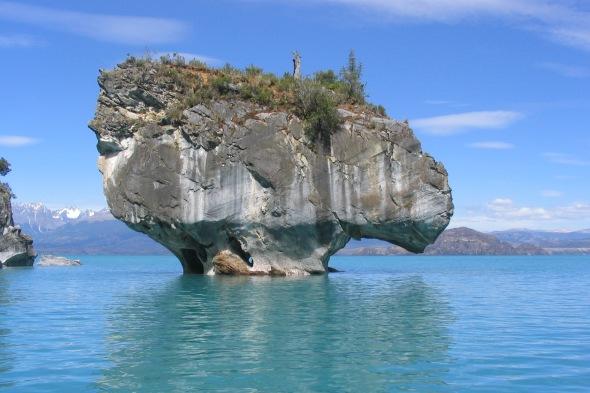 Cuatro tesoros de la Patagonia desconocida