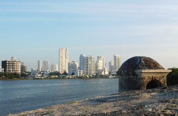 """Cartagena de Indias: bucaneros y el """"efecto Wendy"""""""