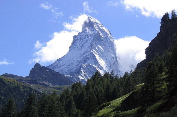 登山の世紀 (2): マッターホルンの征服