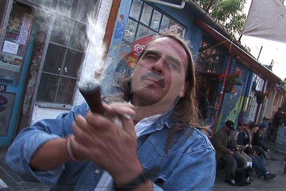 Christiania: si Rastro di John Lennon