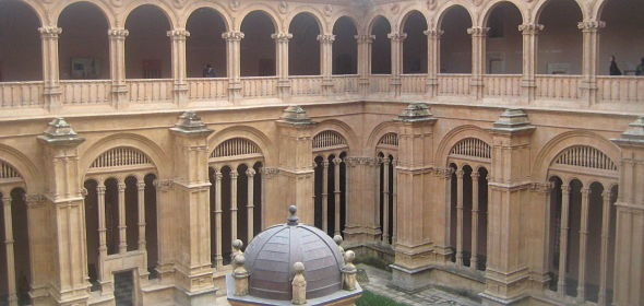 Salamanca: o trampolín de Cristóbal Colón