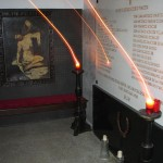 Cripta donde estan enterrados los 43 fusilados
