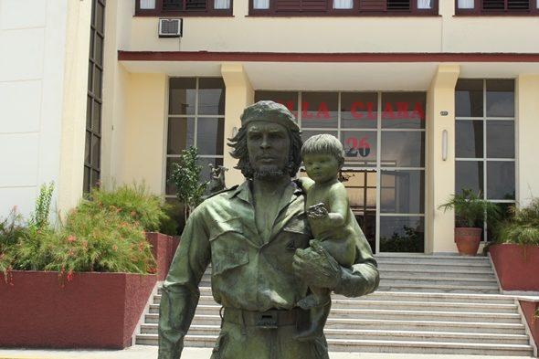 Santa Clara i l'esperit del Che Guevara
