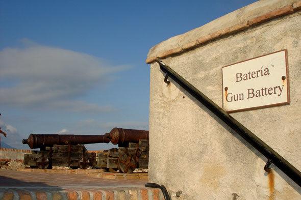 マラガの海岸と21世紀の防衛線