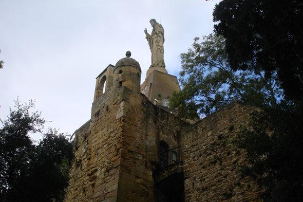 サンセバスティアン: フランスのリリース, イギリスの灰
