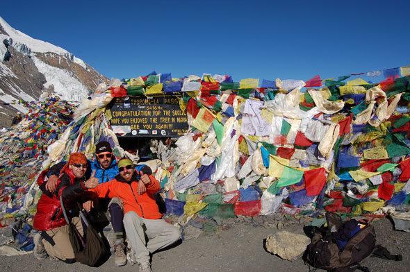 Fahrplan für die Eroberung des Himalaya