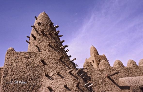 Caravanas de piedra: en el Adrar des Iforhas