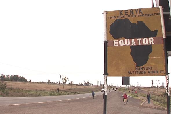 ¿Hacia qué lado gira el agua del lavabo en el ecuador?
