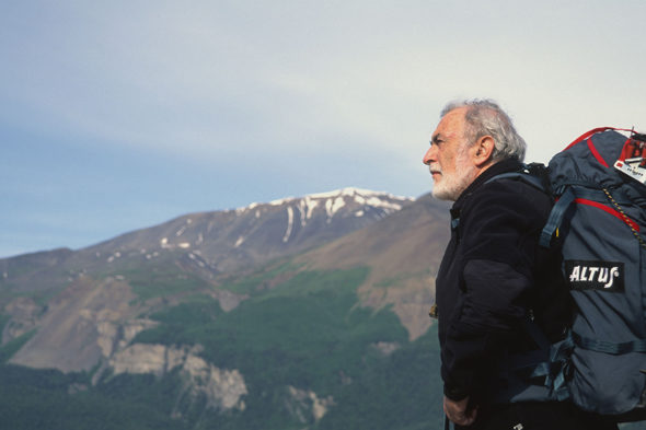 El maestro de las montañas