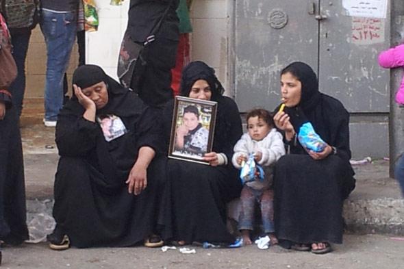 """La encrucijada de Egipto: """"No estés triste, mamá, si muero joven"""""""