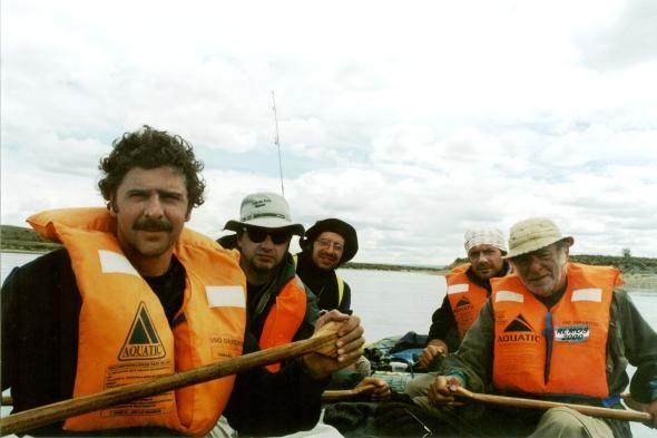 Río Santa Cruz: tras la estela de Fitz Roy
