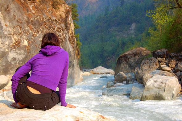 Annapurnas, el desafío de la montaña